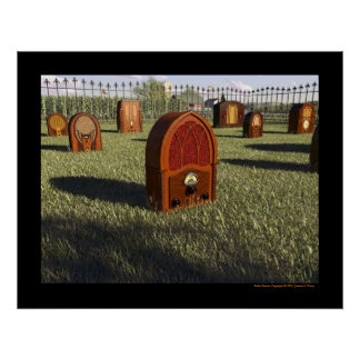 無線の墓(2004年) ポスター
