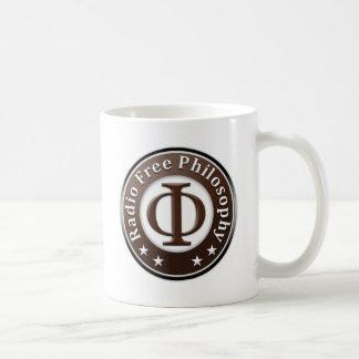 無線の自由な哲学のマグ コーヒーマグカップ