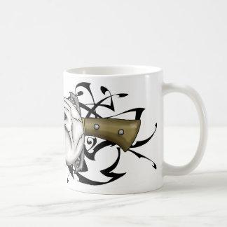 無言 コーヒーマグカップ