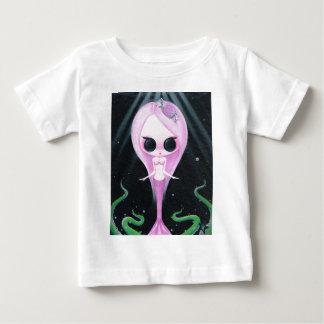 無言 ベビーTシャツ