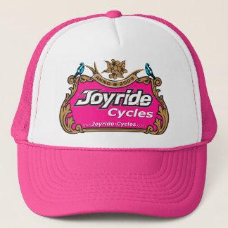 無謀運転はステラの帽子-ピンク--を循環させます キャップ