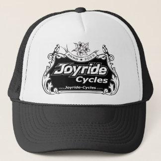 無謀運転はステラの帽子B&Wを循環させます キャップ