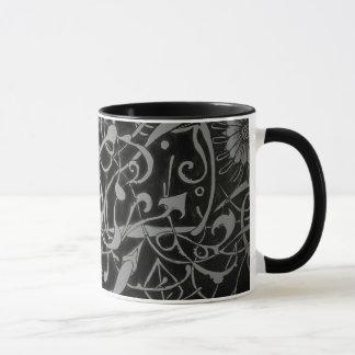 無限のカーブ マグカップ