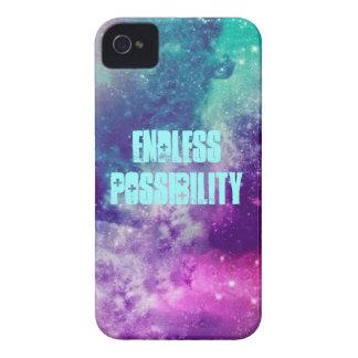 無限の可能性のヒップスターのIphone 4ケース iPhone 4 Case-Mate ケース