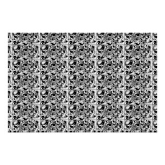 無限の対称 ポスター