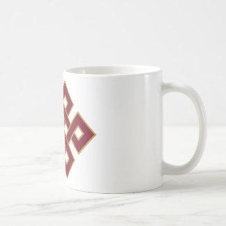 無限の結び目 コーヒーマグカップ