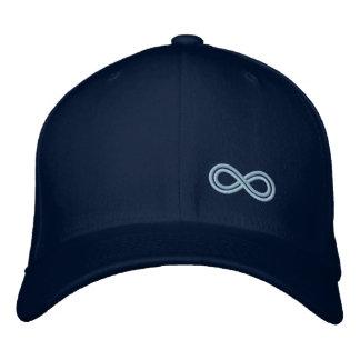 無限ZZZによる無限帽子 刺繍入りキャップ
