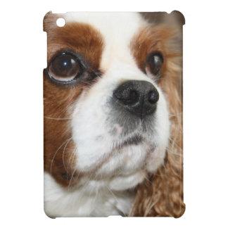 無頓着なチャールズ王スパニエル犬のiPad Miniケース iPad Miniカバー