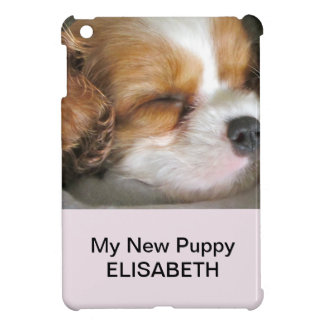 無頓着なチャールズ王スパニエル犬のiPad Miniケース iPad Miniケース