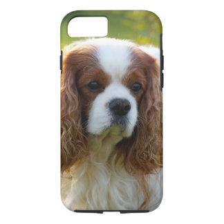 無頓着なチャールズ王スパニエル犬のiPhone 7の場合 iPhone 8/7ケース