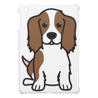 無頓着なチャールズ王スパニエル犬犬の漫画 iPad MINIケース
