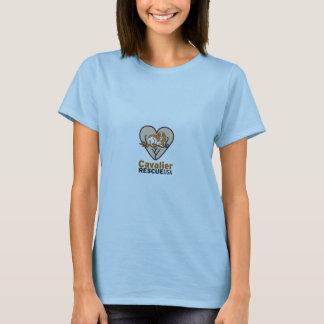 無頓着な救助のTシャツ Tシャツ