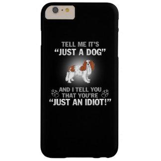 無頓着な王チャールズそれはちょうど犬ではないです BARELY THERE iPhone 6 PLUS ケース