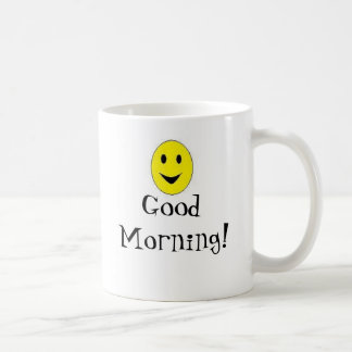 無題、おはよう! コーヒーマグカップ