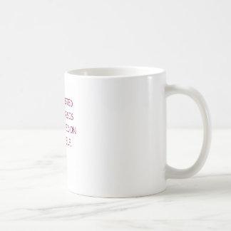 無駄になる日無し コーヒーマグカップ
