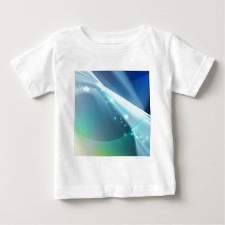 焦点内の抽象的な水晶 ベビーTシャツ