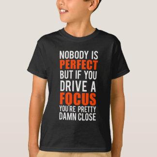 焦点 Tシャツ