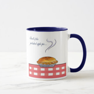 焼いたなアップルパイ。 マグカップ