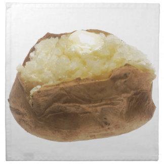 焼いたなポテト ナプキンクロス
