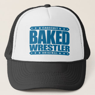 焼いたなレスリング選手-高レベルの服従Grappler キャップ