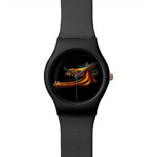 焼けること-腕時計 腕時計