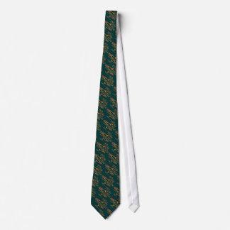 焼けるように暑いトロンボーン ネクタイ