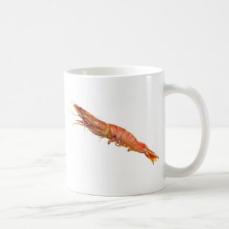 焼串の焼かれたトラの車海老 コーヒーマグカップ