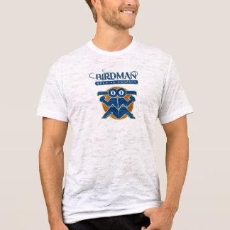 焼損のTシャツ(合う) - Birdman Brewing Company Tシャツ