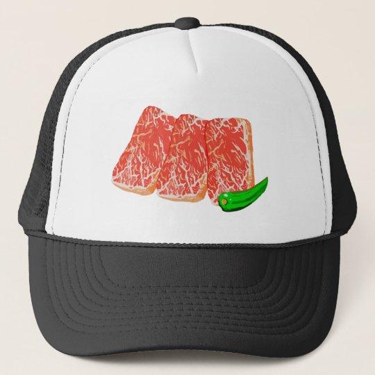 焼肉カルビ キャップ