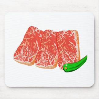 焼肉カルビ マウスパッド