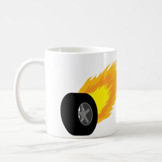 焼跡のゴム! コーヒーマグカップ