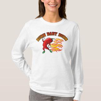 焼跡のベビーの焼跡 Tシャツ