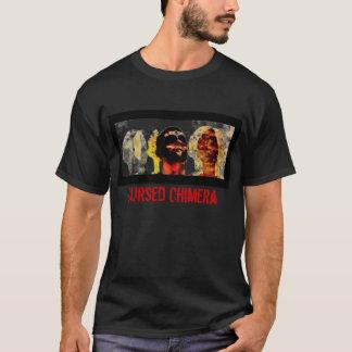 焼跡の頭部、罵倒されたキメラ Tシャツ