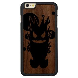 焼跡 CarvedウォルナットiPhone 6 PLUSスリムケース