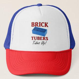 煉瓦塊茎の帽子 キャップ
