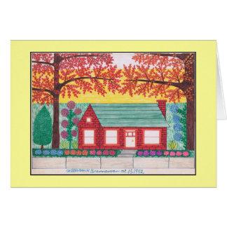 煉瓦家10-15-1982 カード