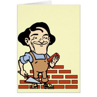 煉瓦工 カード