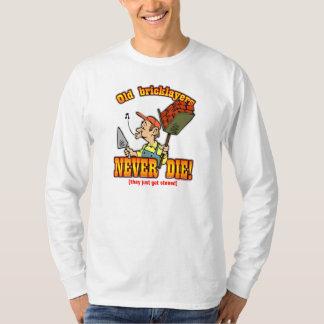 煉瓦工 Tシャツ