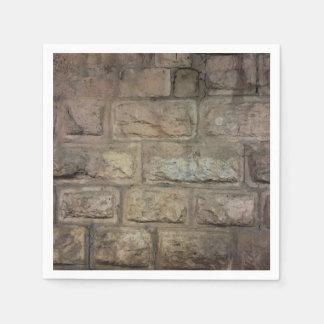 煉瓦標準的なカクテルの紙ナプキン スタンダードカクテルナプキン