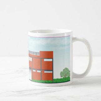煉瓦産業家 コーヒーマグカップ
