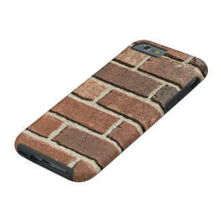 煉瓦積みのIphoneの場合 ケース