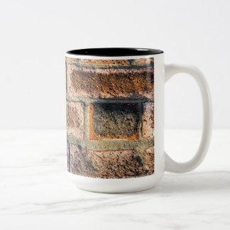 煉瓦 ツートーンマグカップ