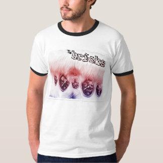 """煉瓦""""激烈なダッシュ"""" Tシャツ"""
