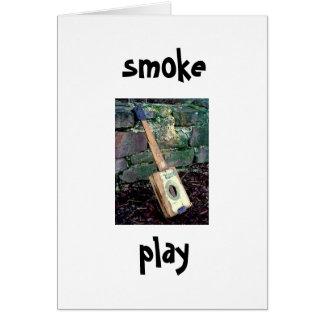 煙か演劇 カード