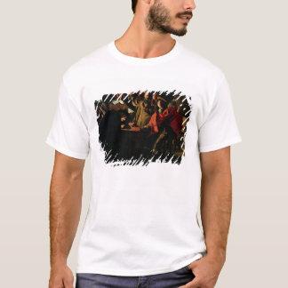 煙っている監視1643年 Tシャツ
