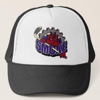 煙のロゴのトラック運転手の帽子 キャップ