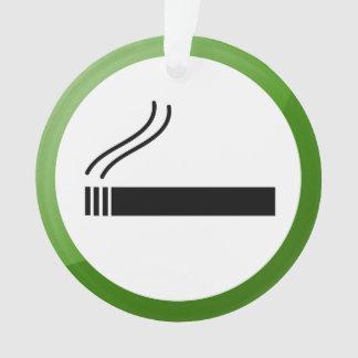煙ること オーナメント