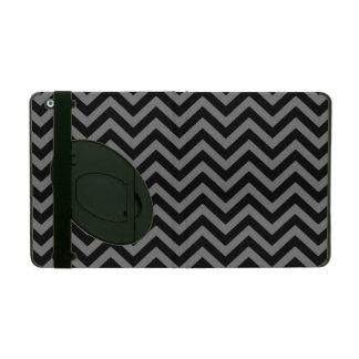 煙シェブロン2 iPad カバー