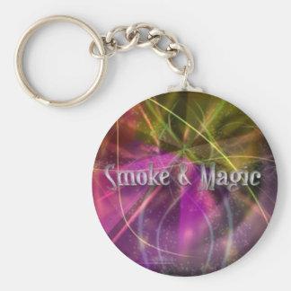 煙及び魔法のKeychain キーホルダー