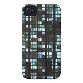 照らされた窓パターン Case-Mate iPhone 4 ケース